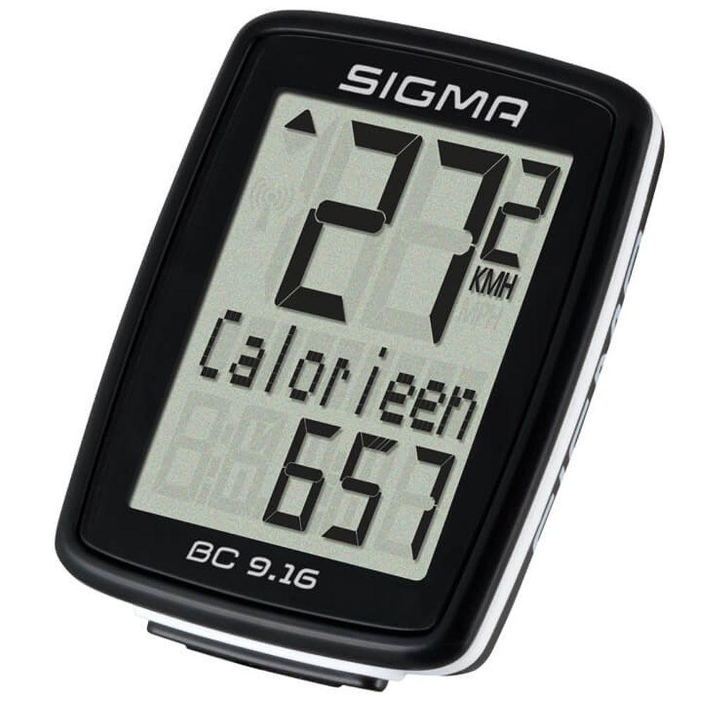 Sigma computer bc 9.16 bedraad