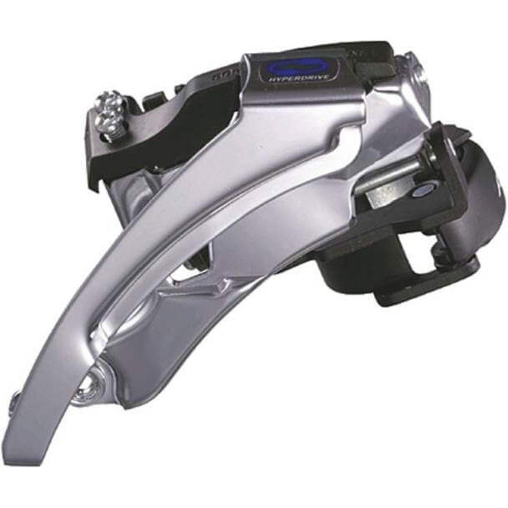 Voorderailleur Altus M310 3x7/8S 34.9 TS DP 66-69
