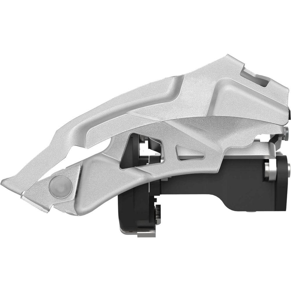 Voorderailleur FDMS 3x10 speed - dual pull - met