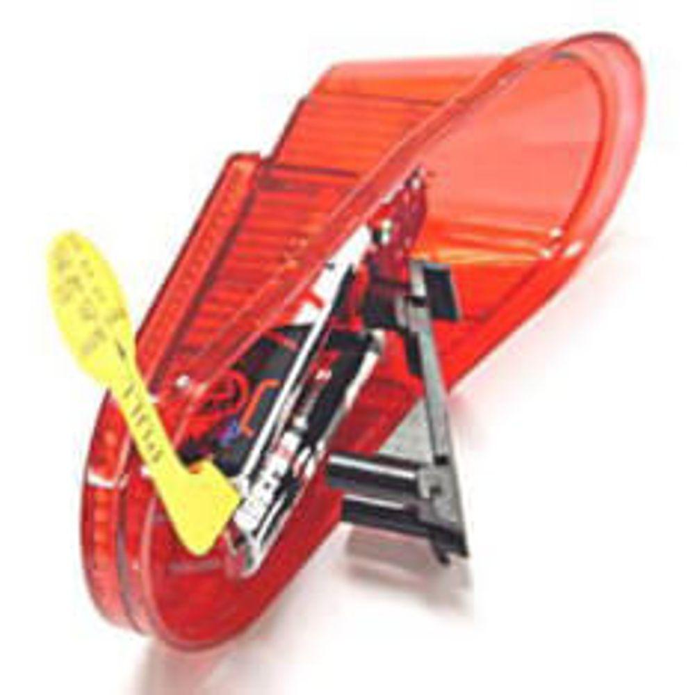 Achterlicht Gazelle-Spanninga Led XBA met batterij