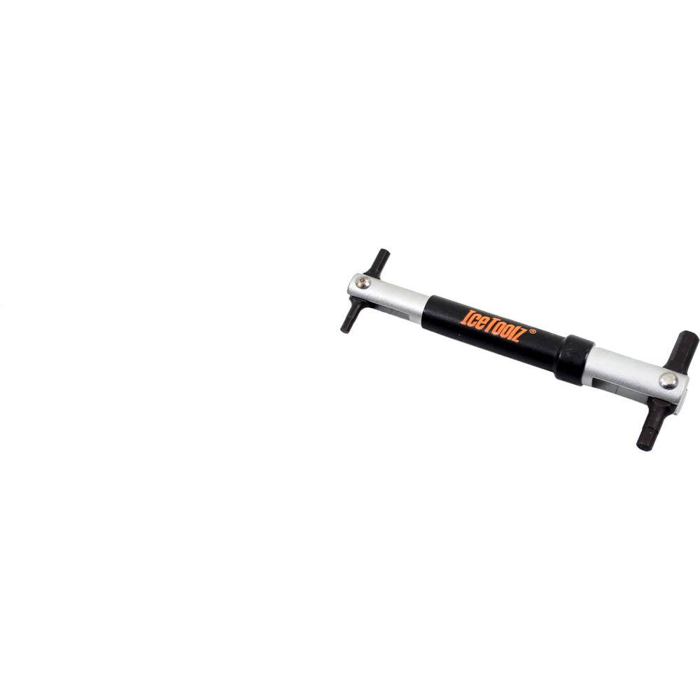 Inbussleutelset IceToolz 36H1 4x5 - 6x8mm flexibel