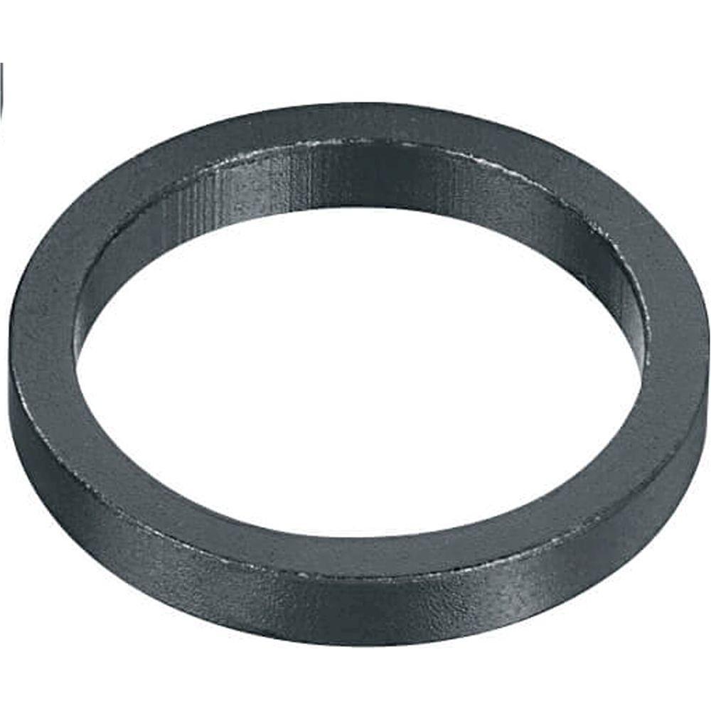 Ergotec spacer 1 1/8 5mm zwart zand