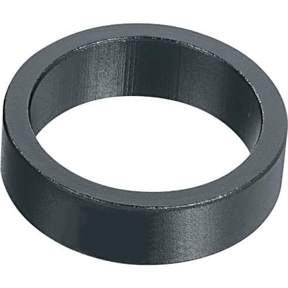 Ergotec spacer 1 1/8 10mm zwart zand