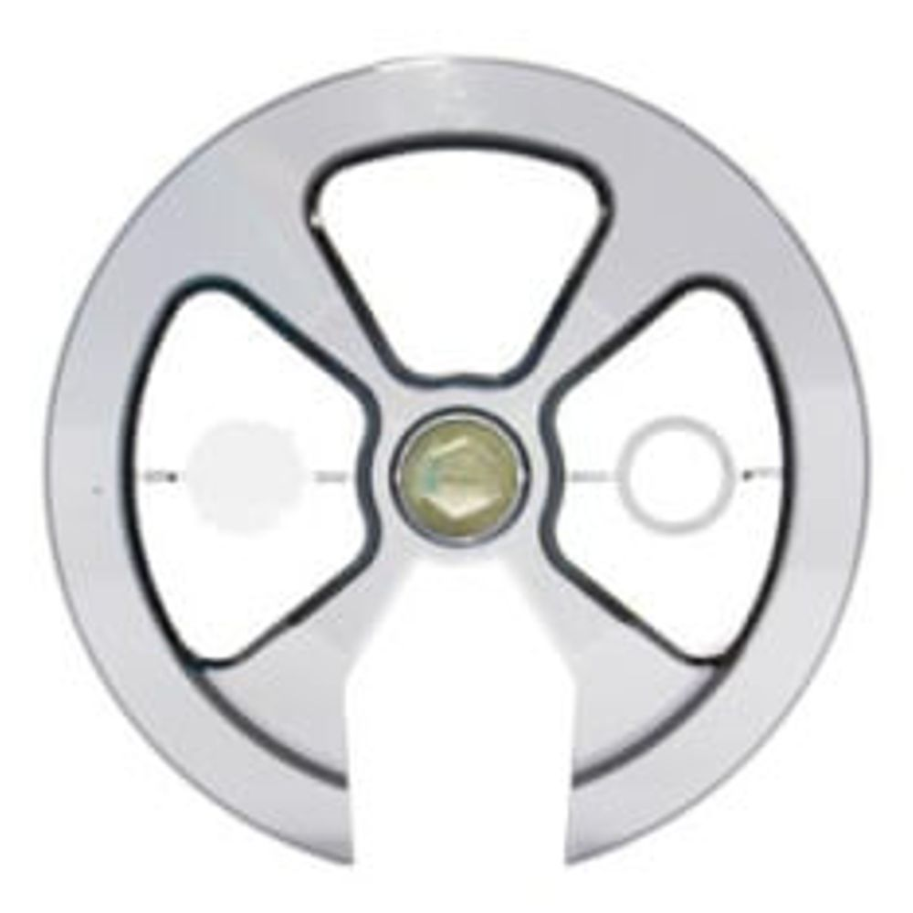 Hebie chain disc 48t transp blauw