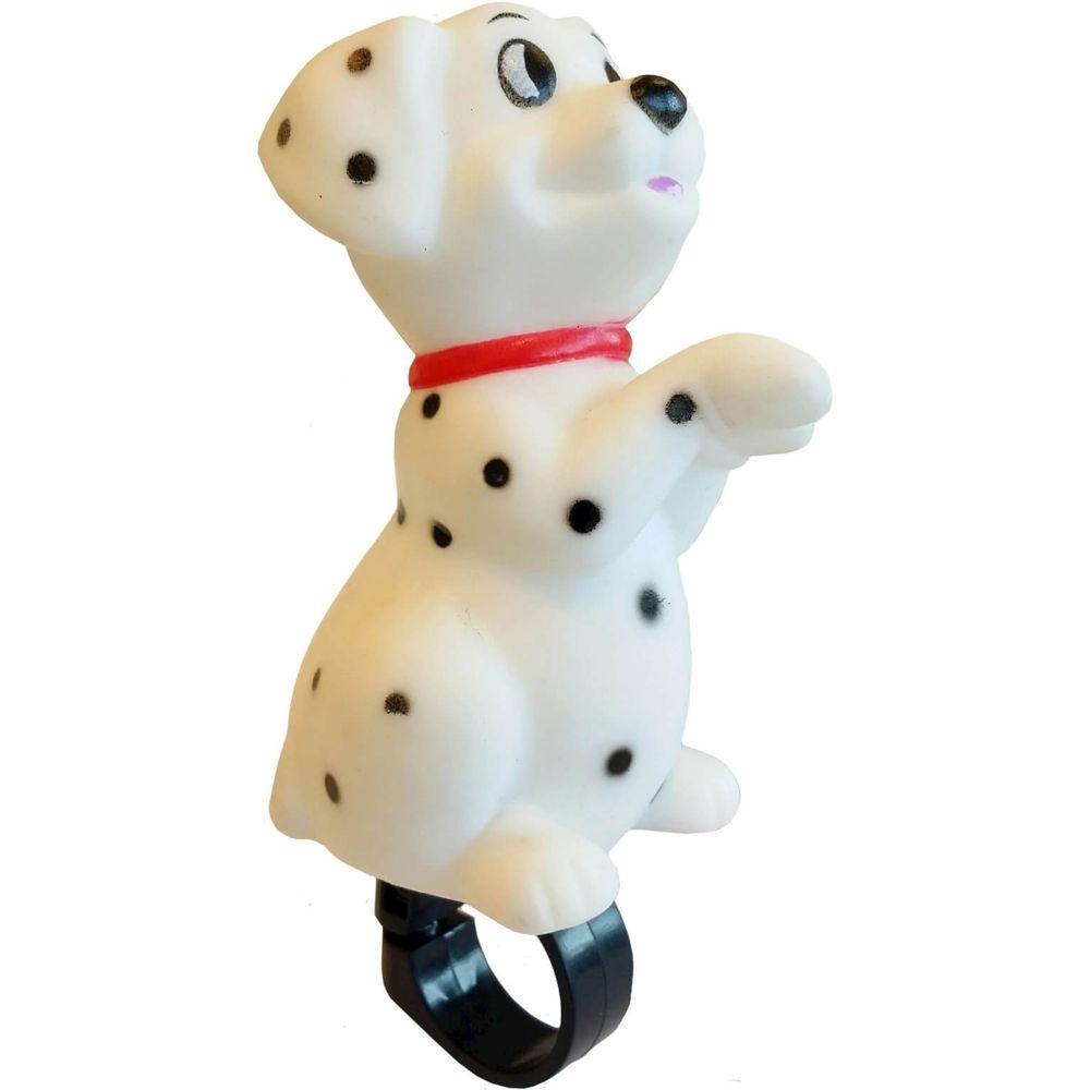 Pexkids toeter hond dalmatier op kaart
