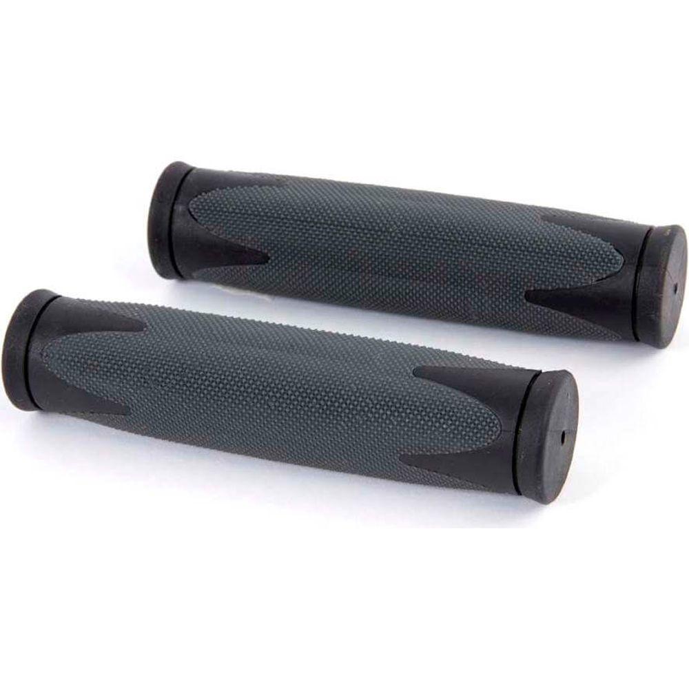 Velo handvat ATB krat/gel zwart/grijs (pr)