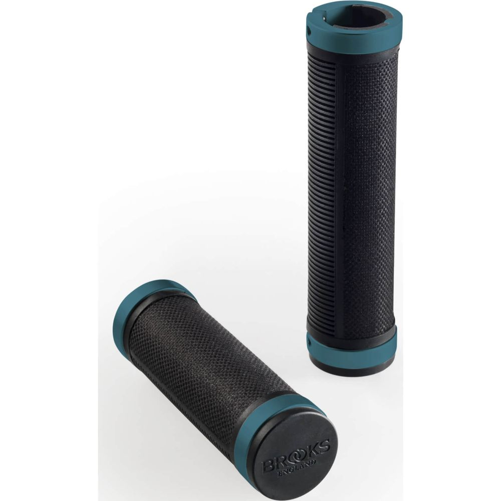 Brooks Cambium grips 100/130 black/blue