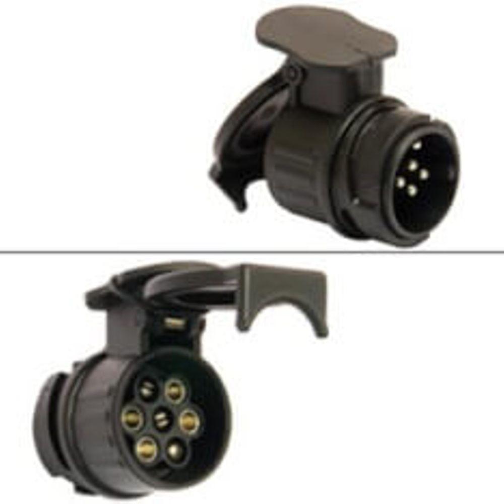 stekker adapter 13 > 7 polig