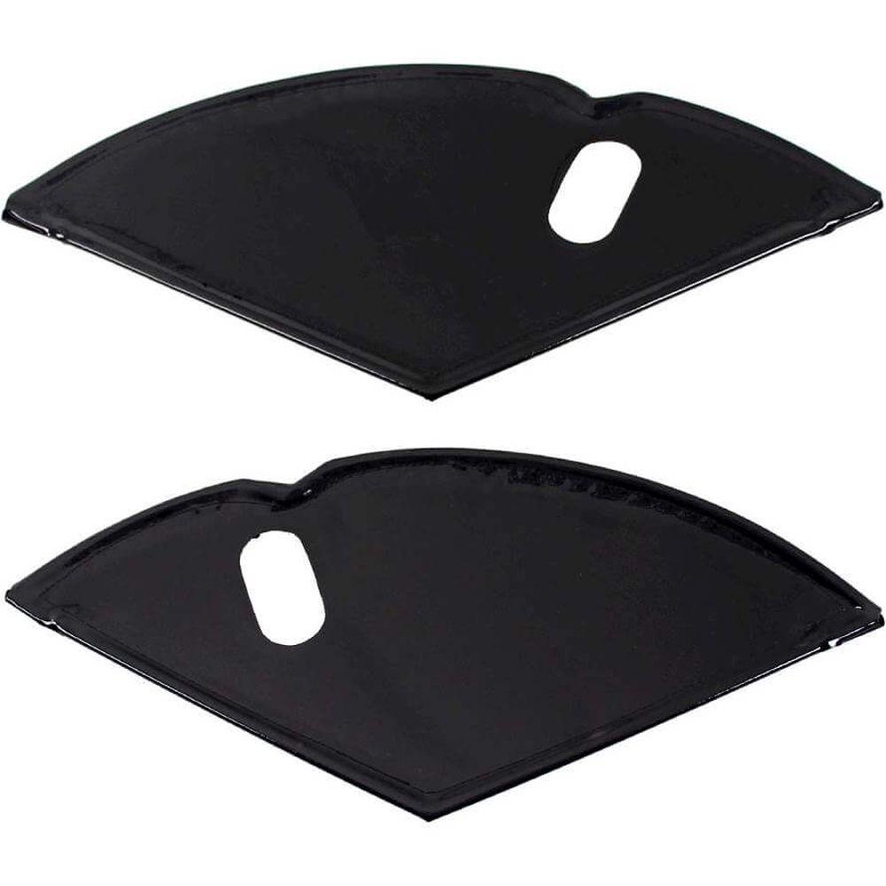 jasb 24 lakdoek zwart