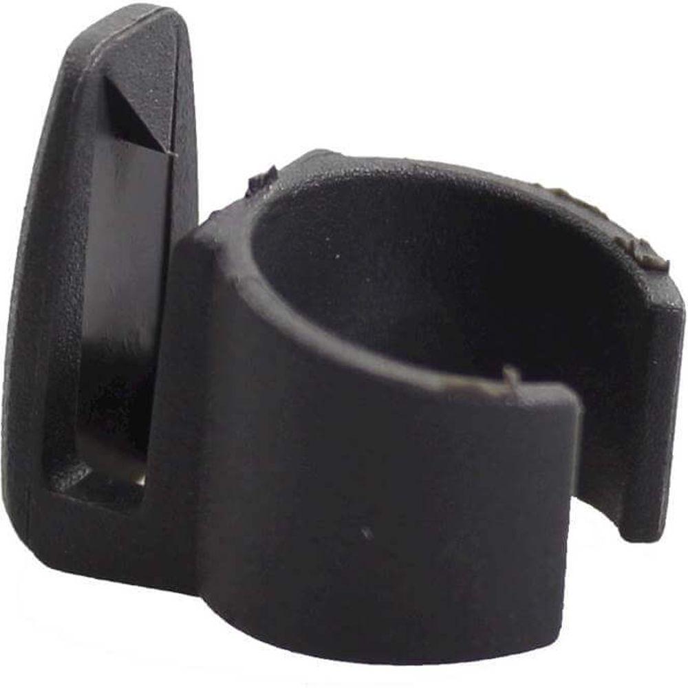 Jasbeschermerklemmen 16 mm - zwart (2 stuks)