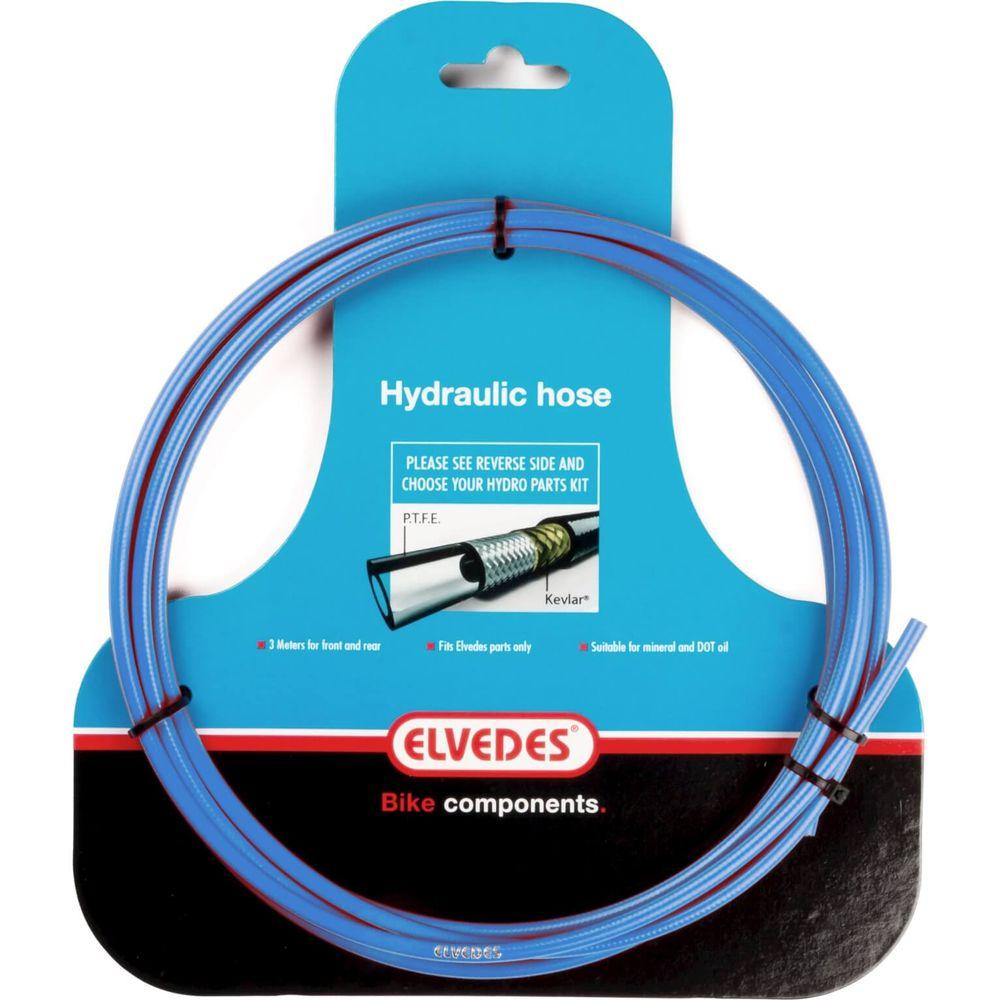 Hydraulische leiding met PTFE voering en kevlar