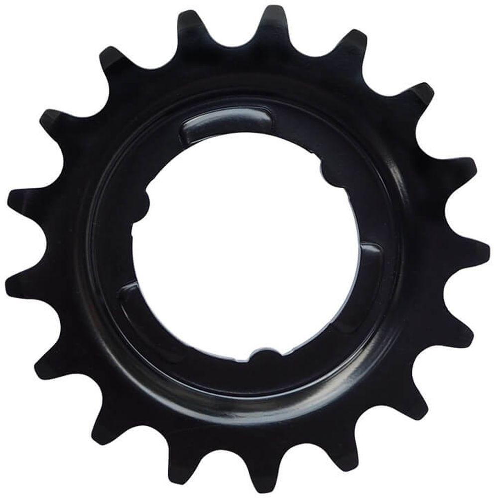 Kmc tandwiel achter shimano 20t cro-mo staal zwart