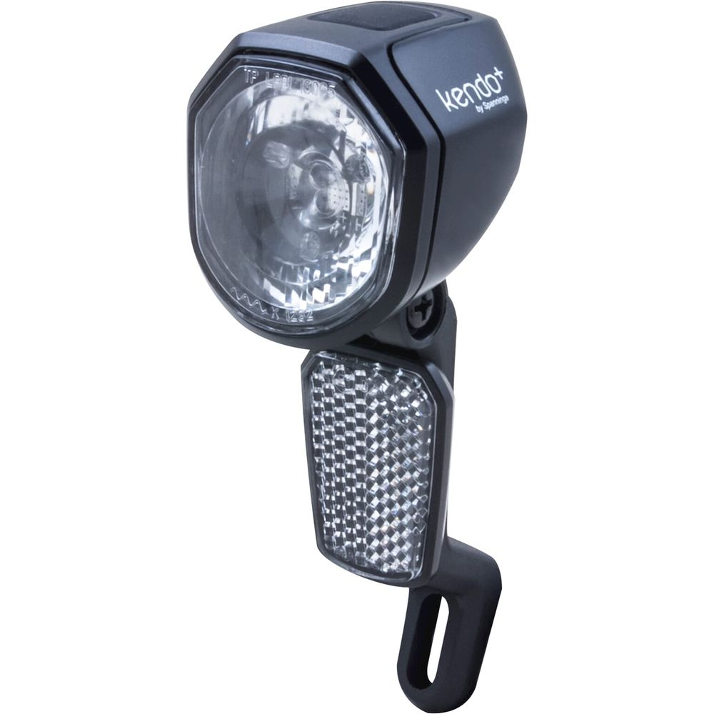 Spanninga koplamp Kendo + XDOc batterij 30 lux