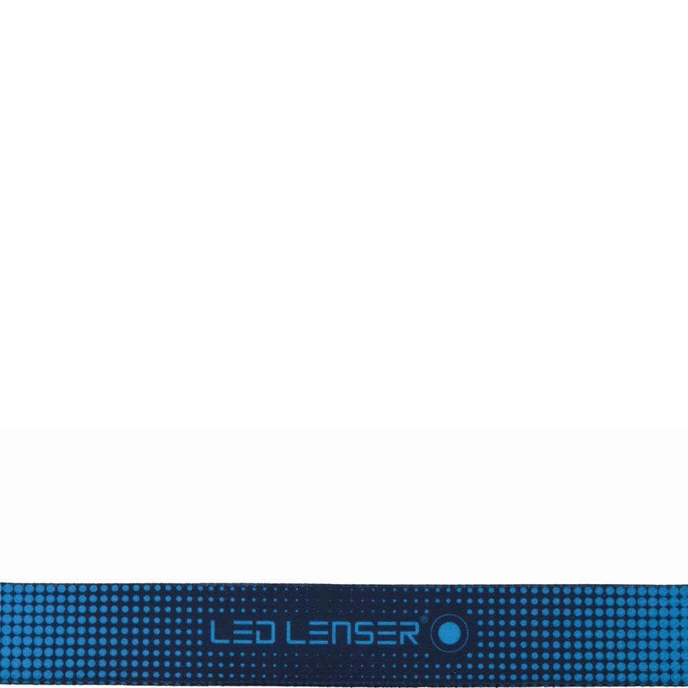 Ledlenser hoofdband voor B3/B5 blauw