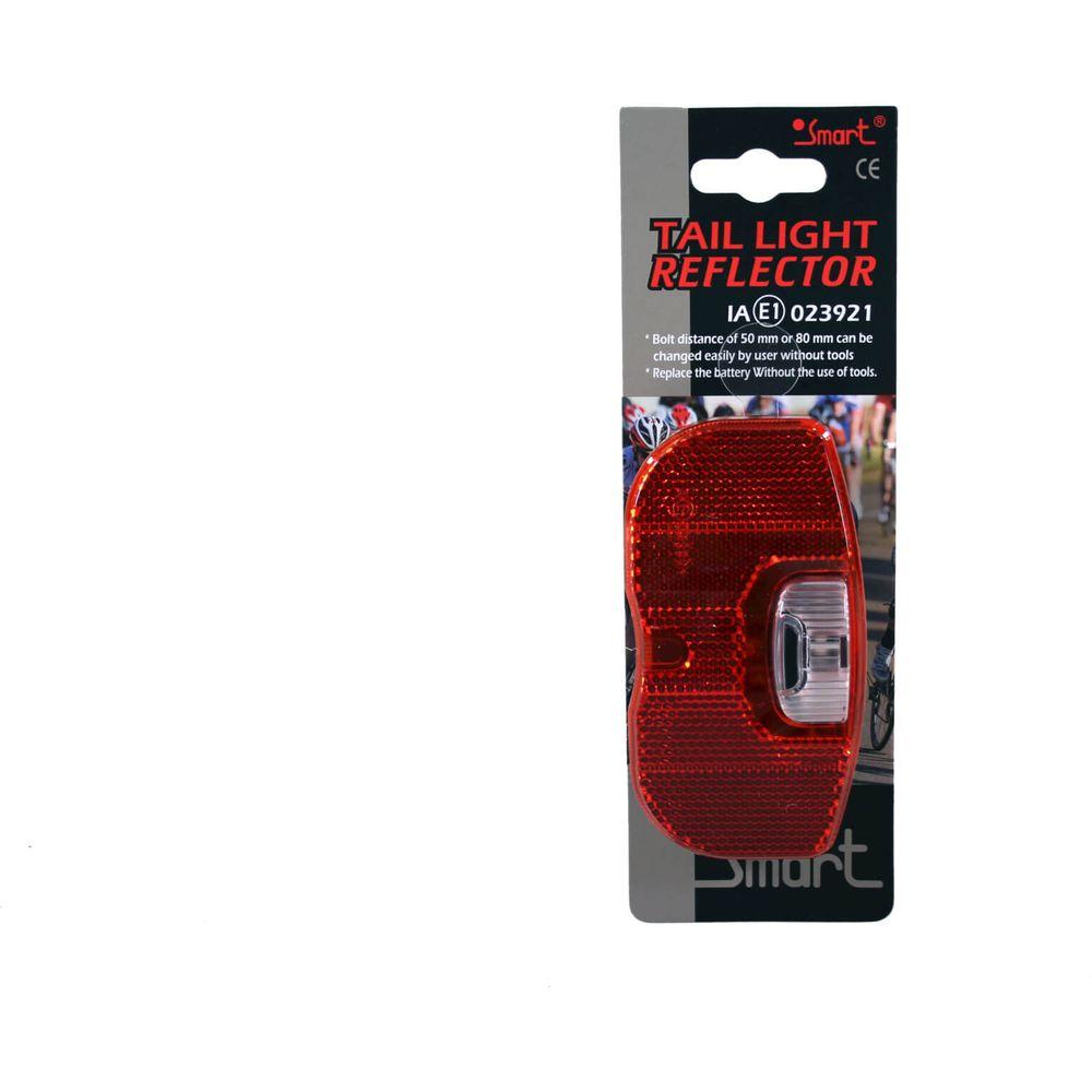 Smart achterlicht TL280 batterij 50/80mm