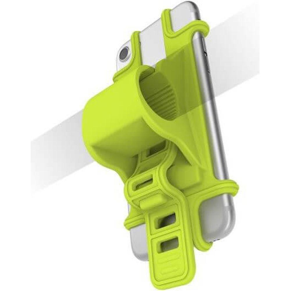 Celly telefoonhouder universeel groen