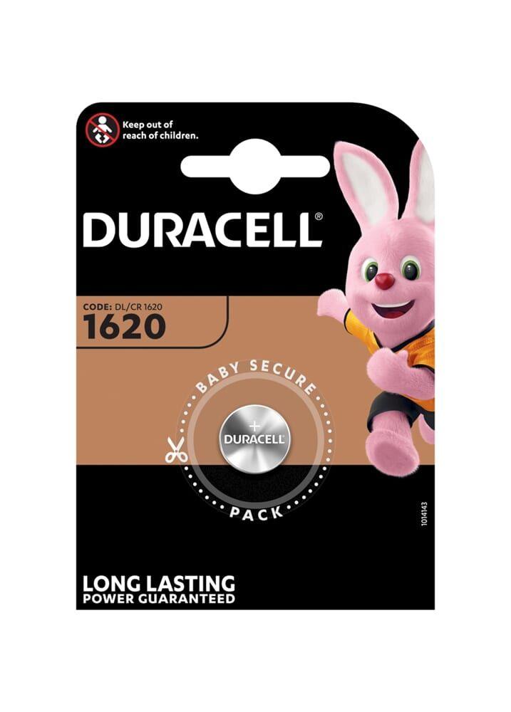 Duracell batt CR1620 3V krt (1)