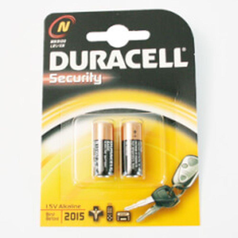 Duracell batt LR1 1.5V N krt (2)
