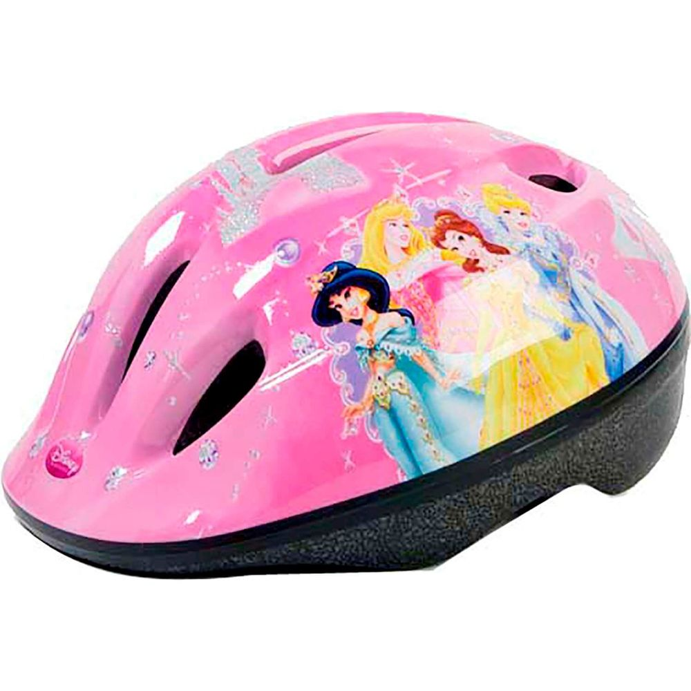 Kinder fietshelm Widek Princess roze 50-56cm