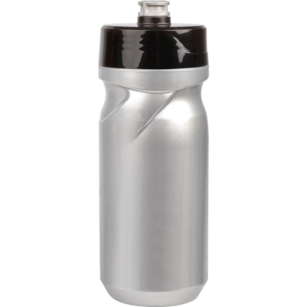 Bidon S600 met schroefdop - 600 ml - zilver /