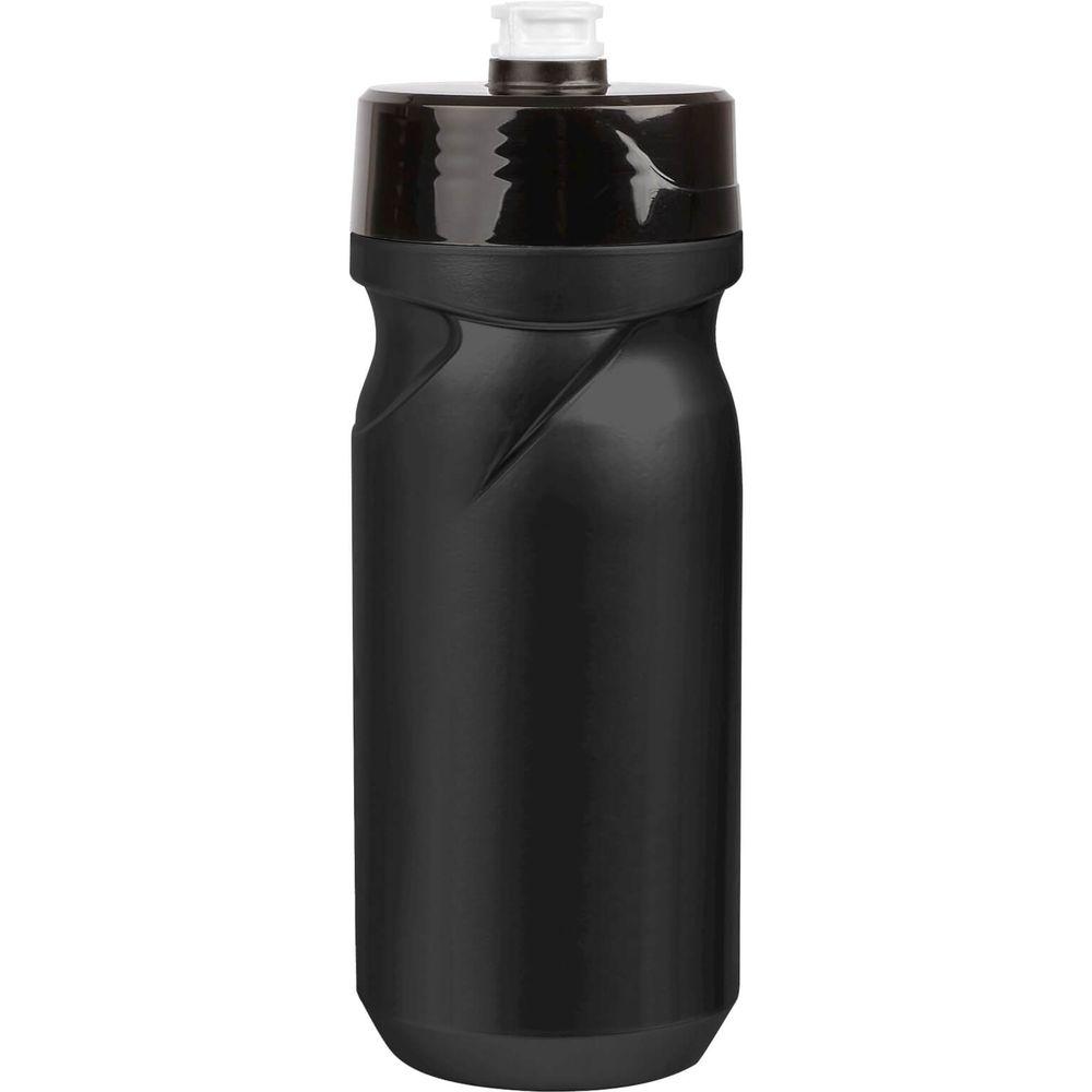 Bidon S600 met schroefdop - 600 ml - zwart / zwart