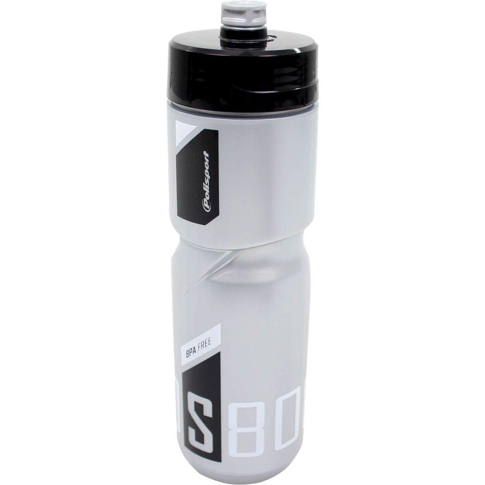 Polisport bidon S800 silv/black/white