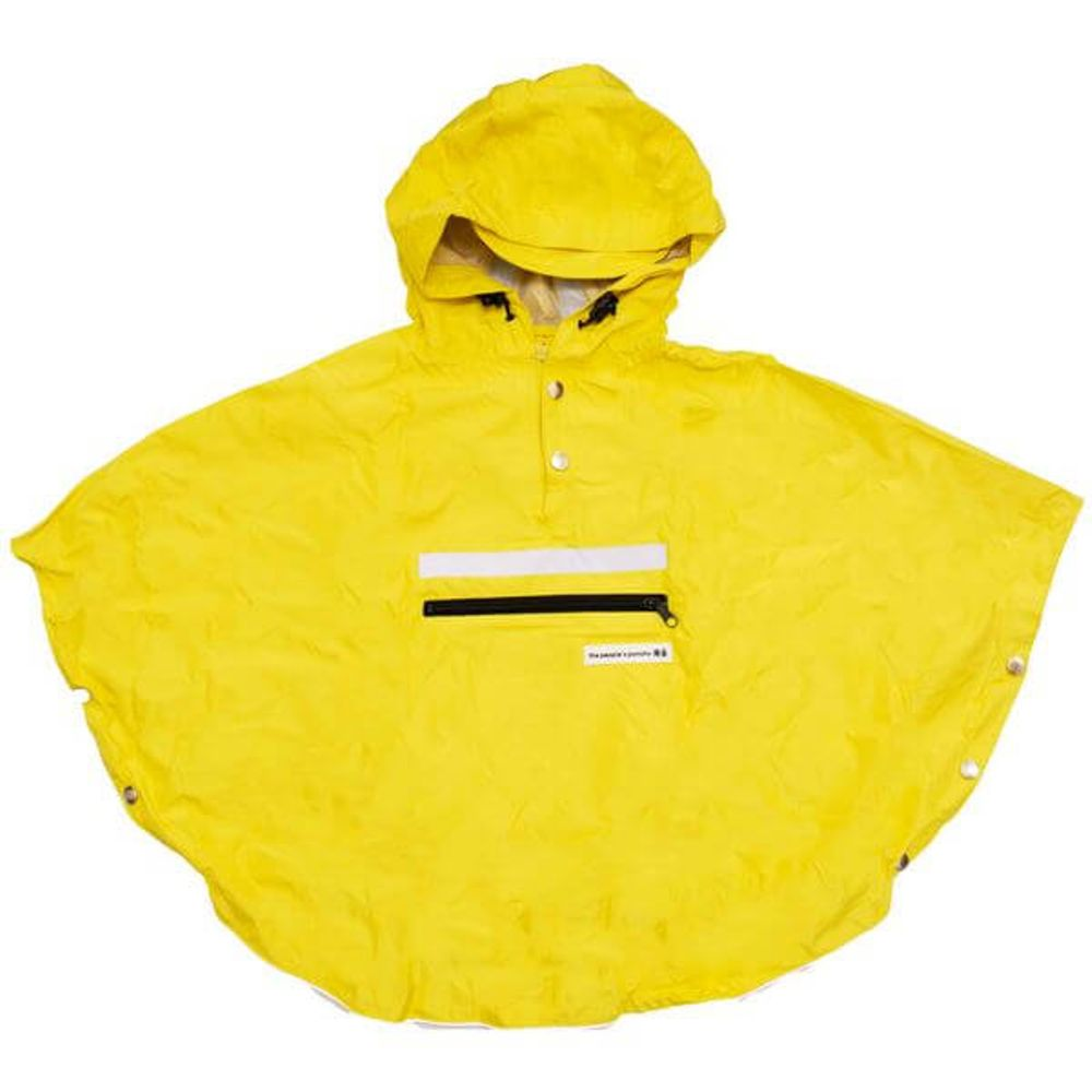 People's Poncho yellow kind M
