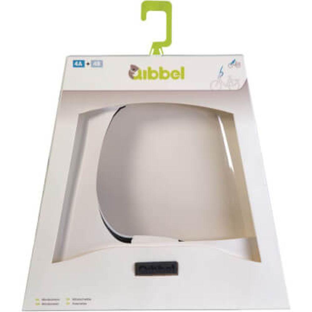 Qibbel windscherm basiselement en bevestigingsbeug