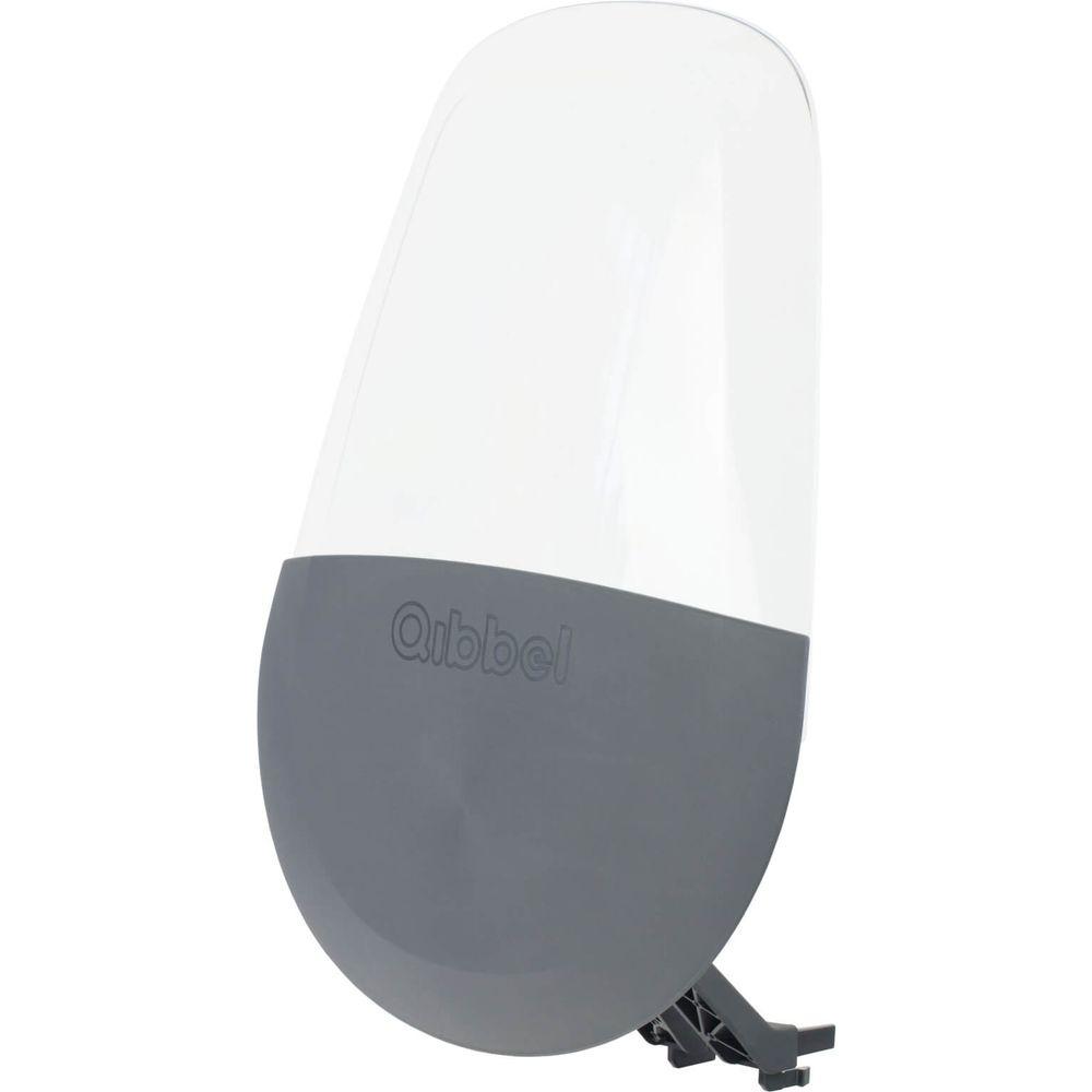 Qibbel air windscherm grijs