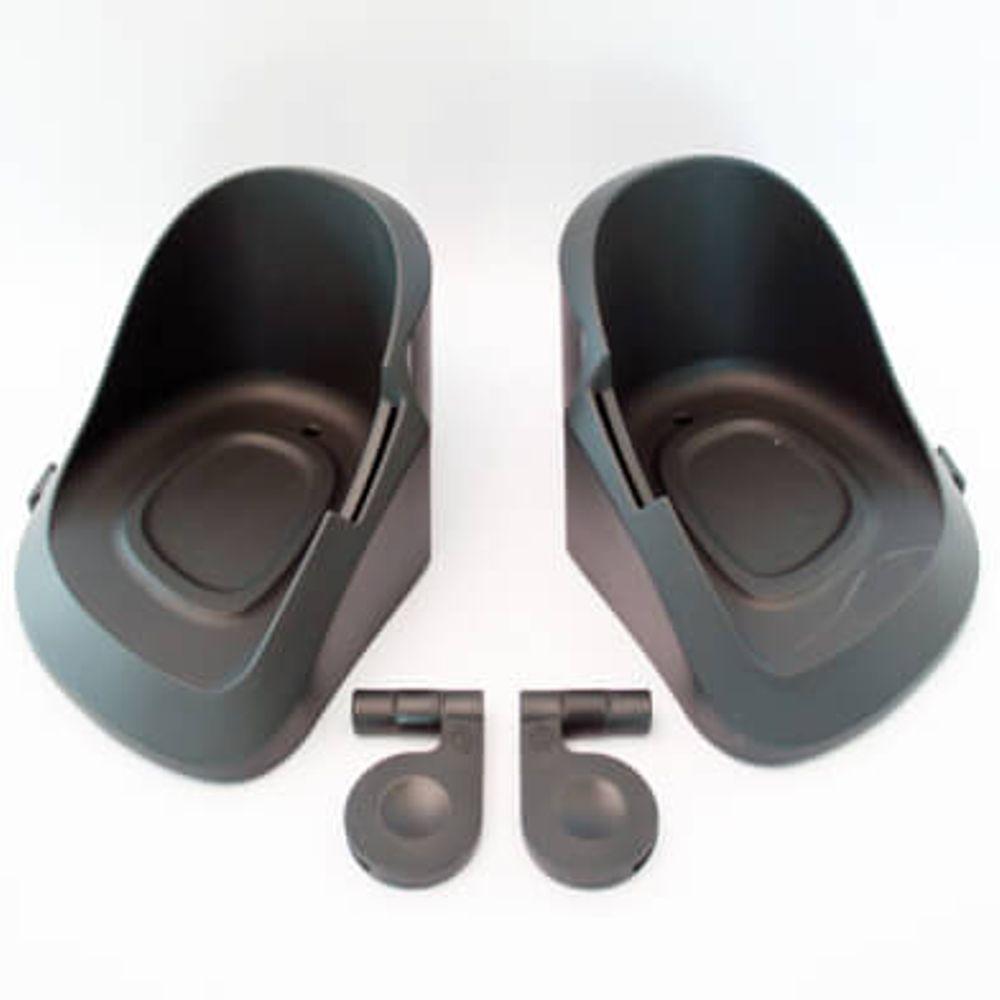 Qibbel voetenbakset inclusief bevestigingsclips (2