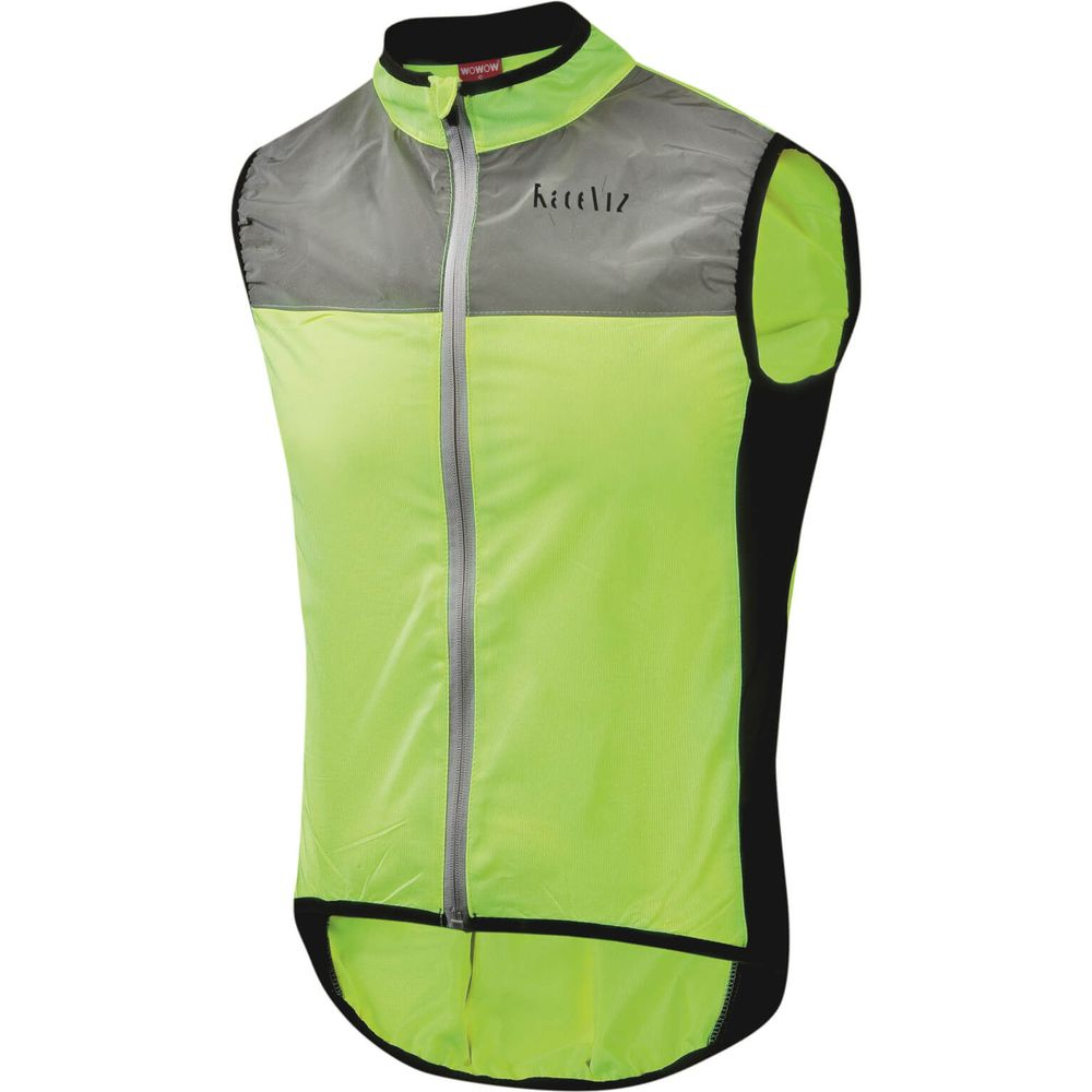 Raceviz Bodywear Dark Jacket 1.1 M yellow