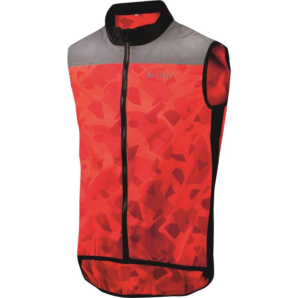 Raceviz Bodywear Rysy XS rood