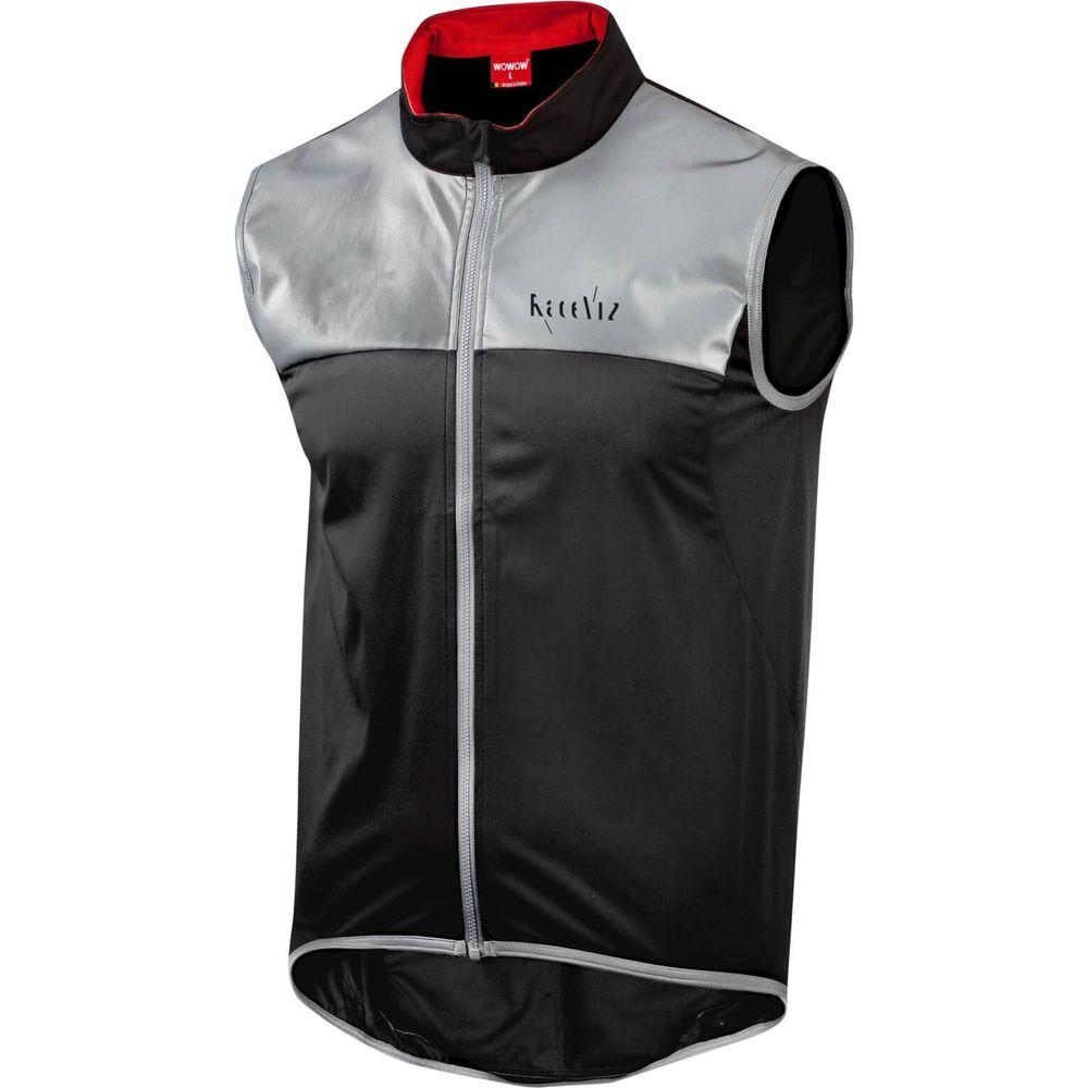 Raceviz Bodywear Koppenberg L zwart