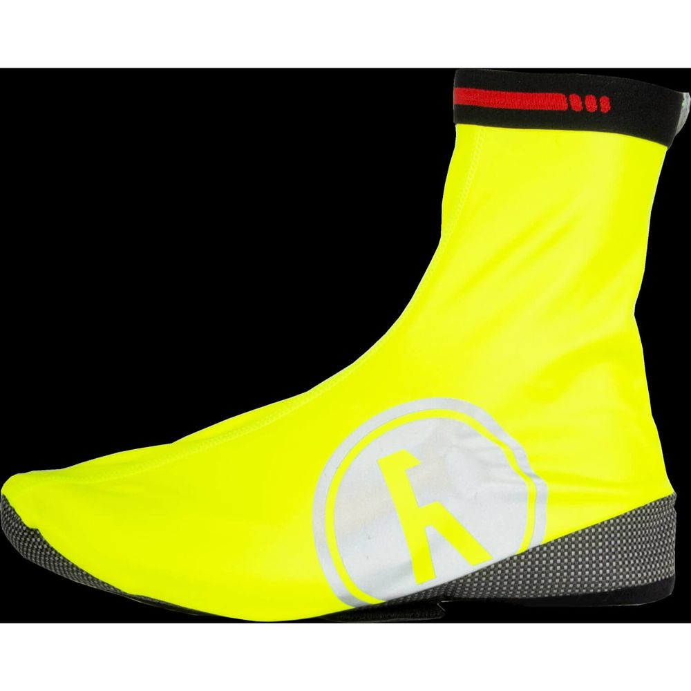 Raceviz overschoenen Artic Yellow  46-48