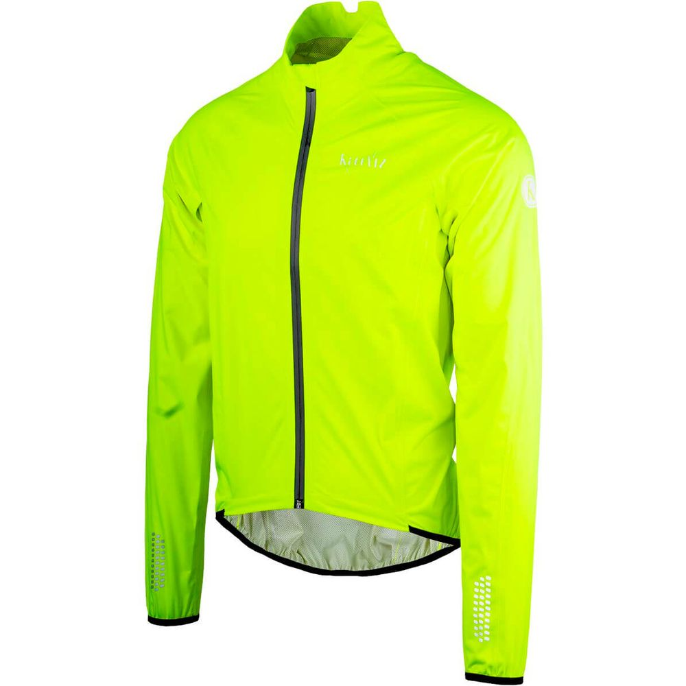 Raceviz Jacket De Muur Yellow XL