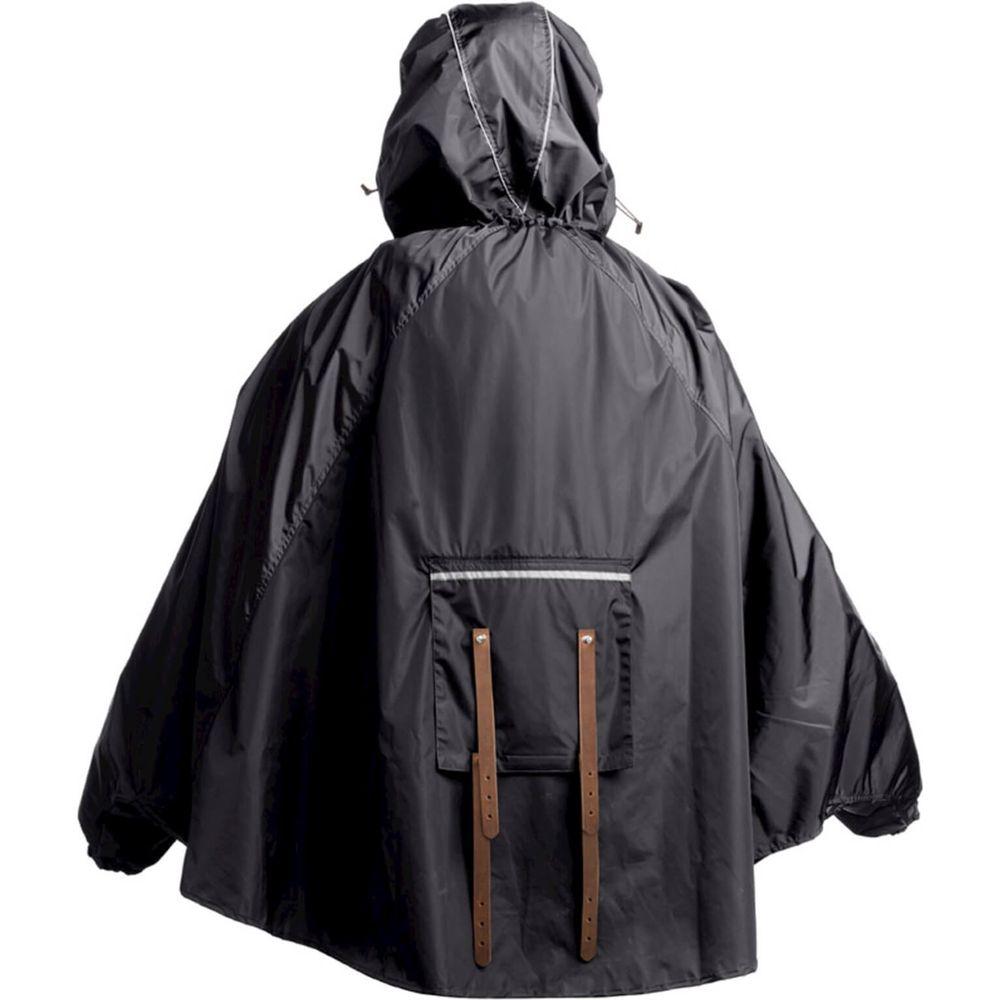 Brooks cape Cambridge M/L zwart