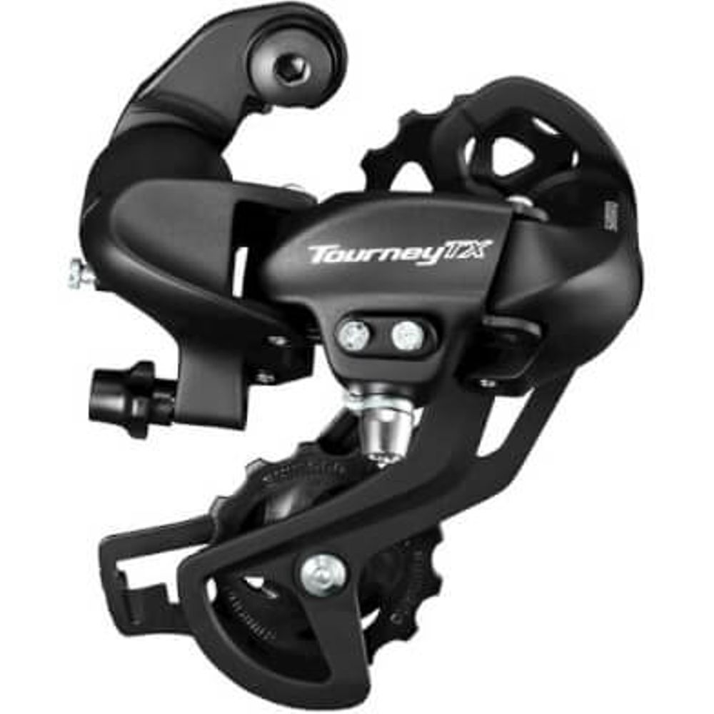 Achterderailleur Tourney TX80 7/8-Sp Direct Attac