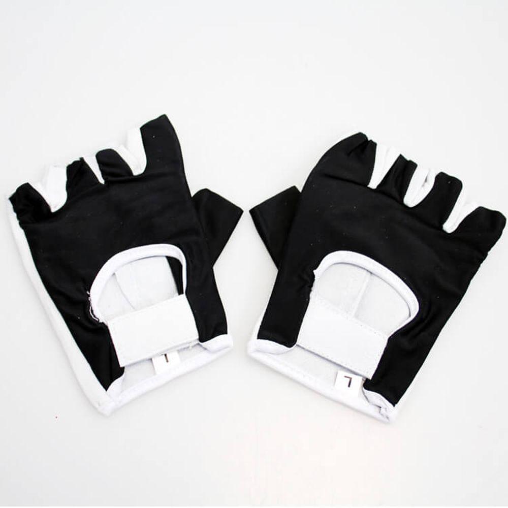 racehandschoenen lycra XL zwart
