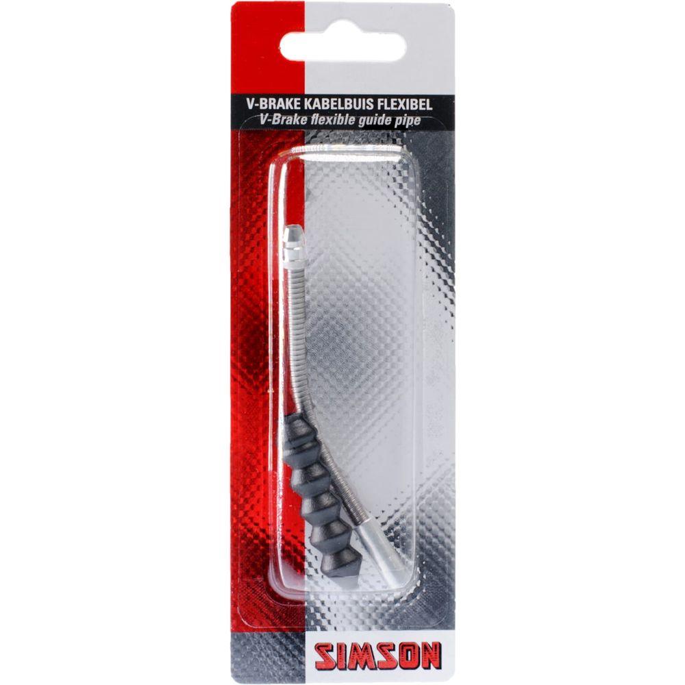 Simson remkabelgeleiding pijpje v-brake flexibel m