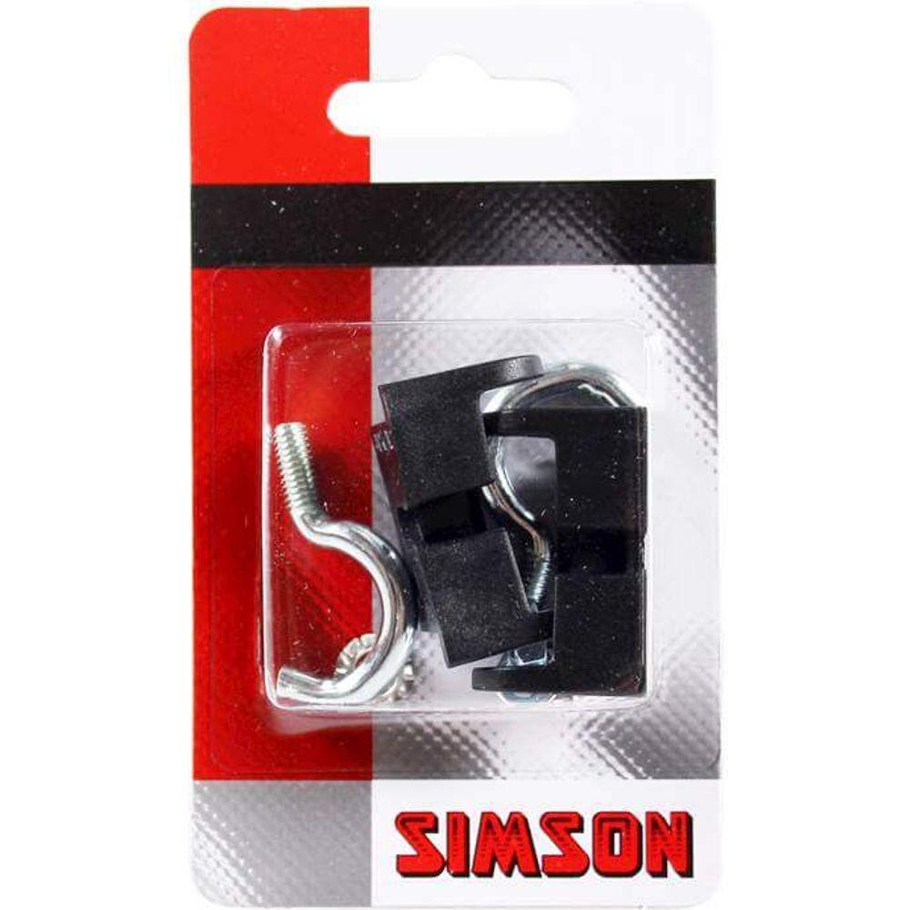 Simson bevestiging ringslot frame 12 tot 14mm