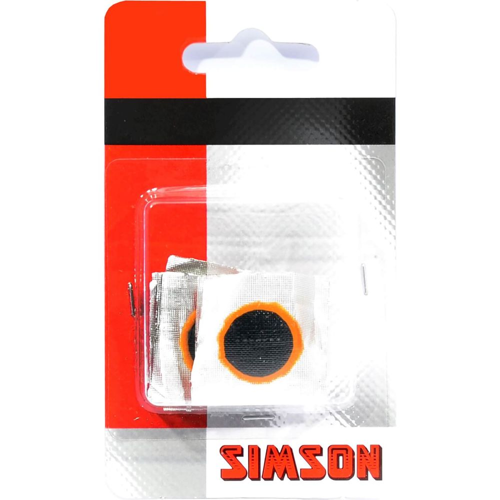 Simson Binnenbandpleisters 16mm (8 stuks)