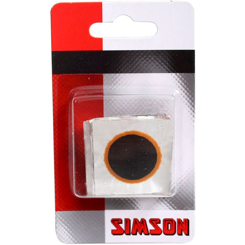 Binnenbandpleisters Simson 25mm (8 stuks)