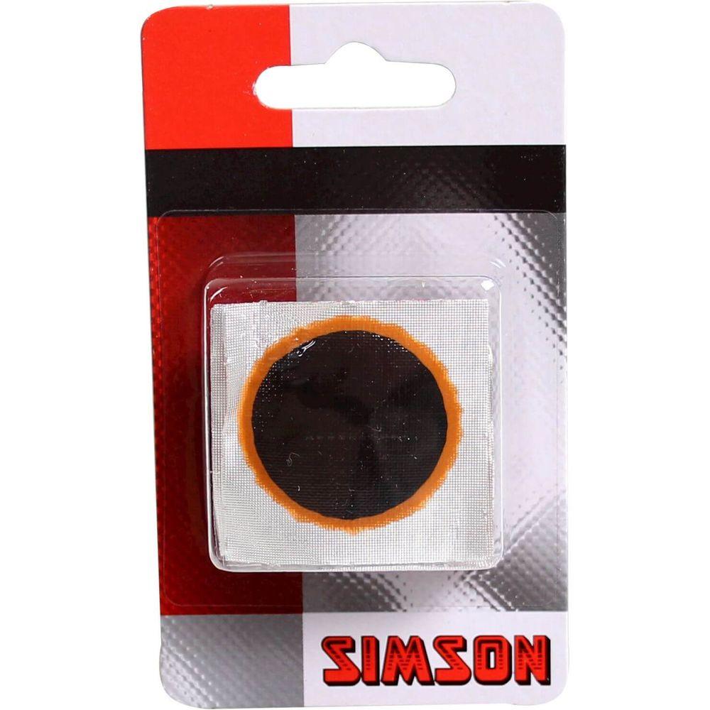 Simson Binnenbandpleisters 33mm  (8 stuks)