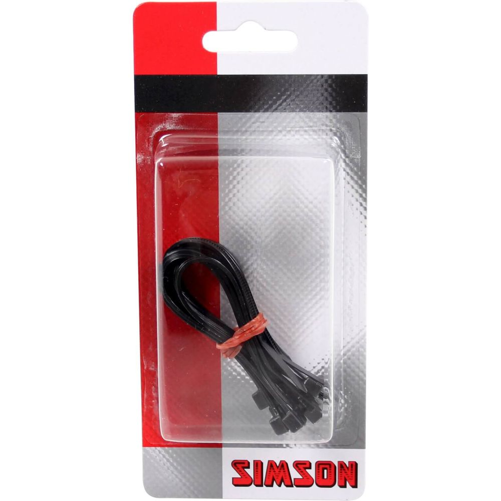 Simson Kabelbinders 3.6 x 140mm (10x)