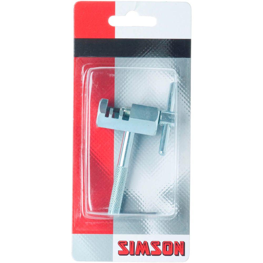 Simson kettingpons 1/2x1/8