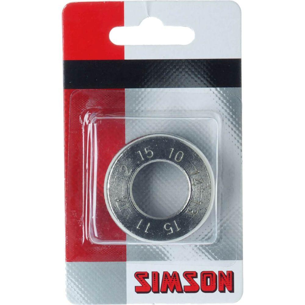 Simson spakenspanner nippel