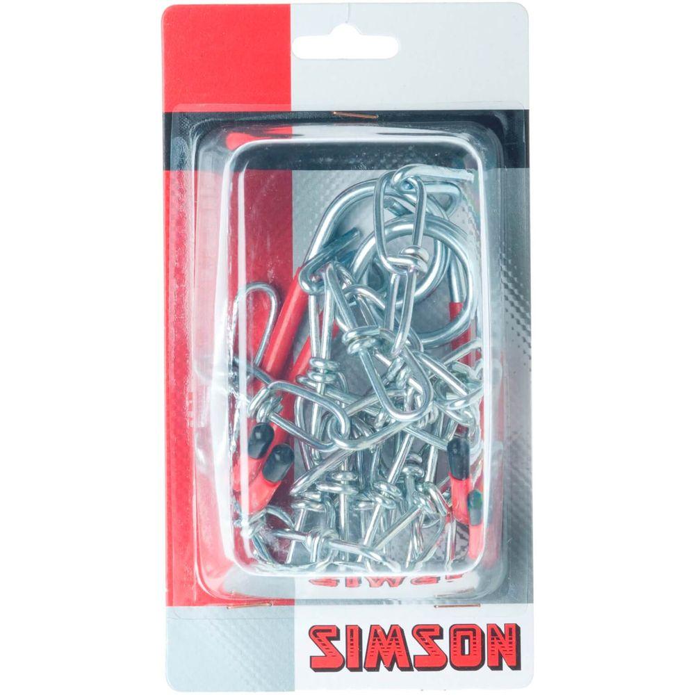 Simson ophangkettingen fiets en materiaal