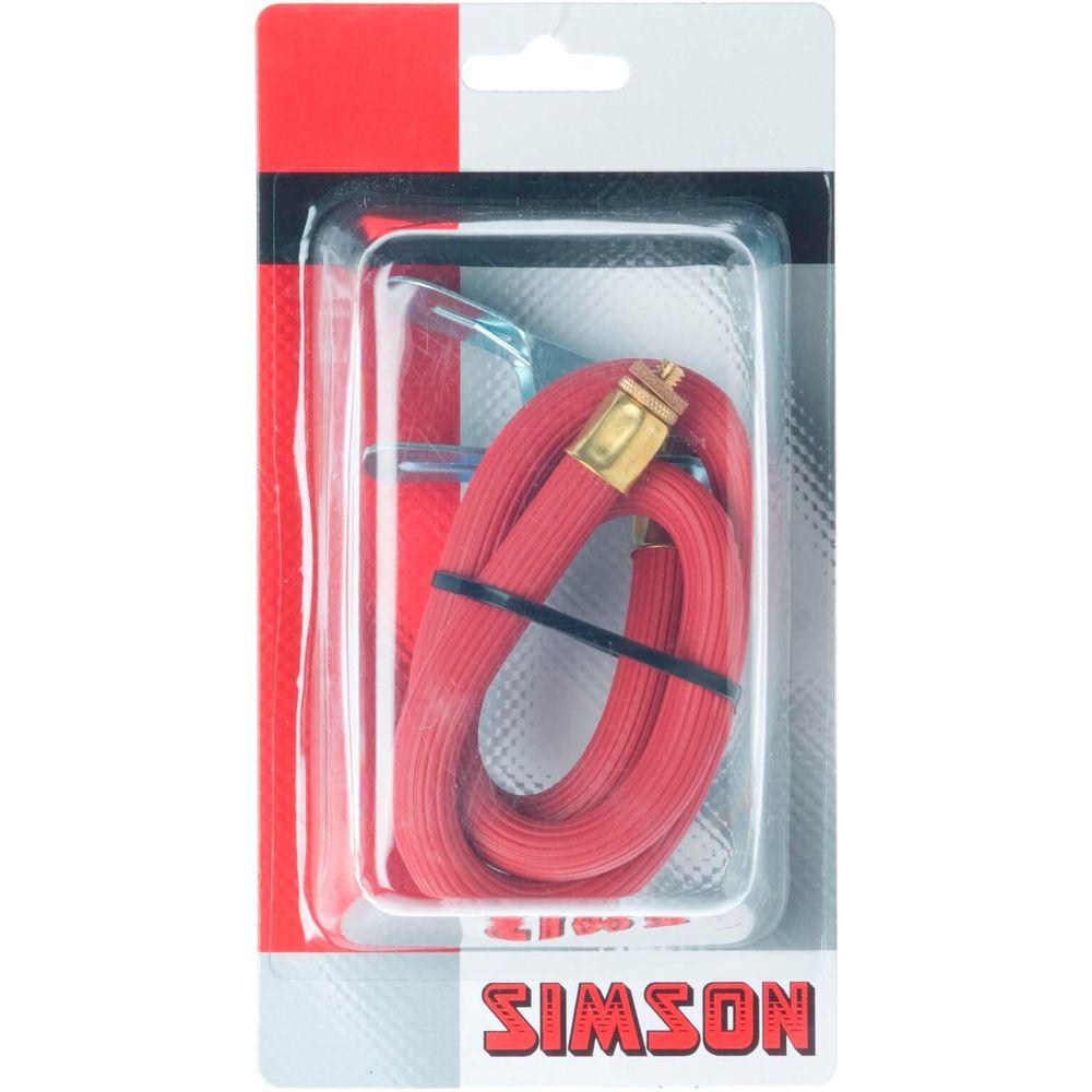 Simson pompslang voor jumbopomp