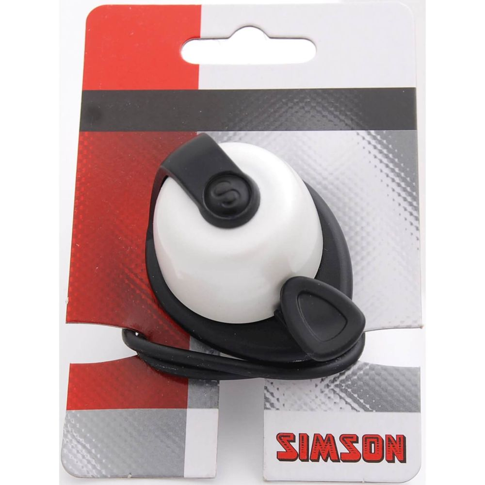 DB0902A Simson Bel ALLURE wit-zwart