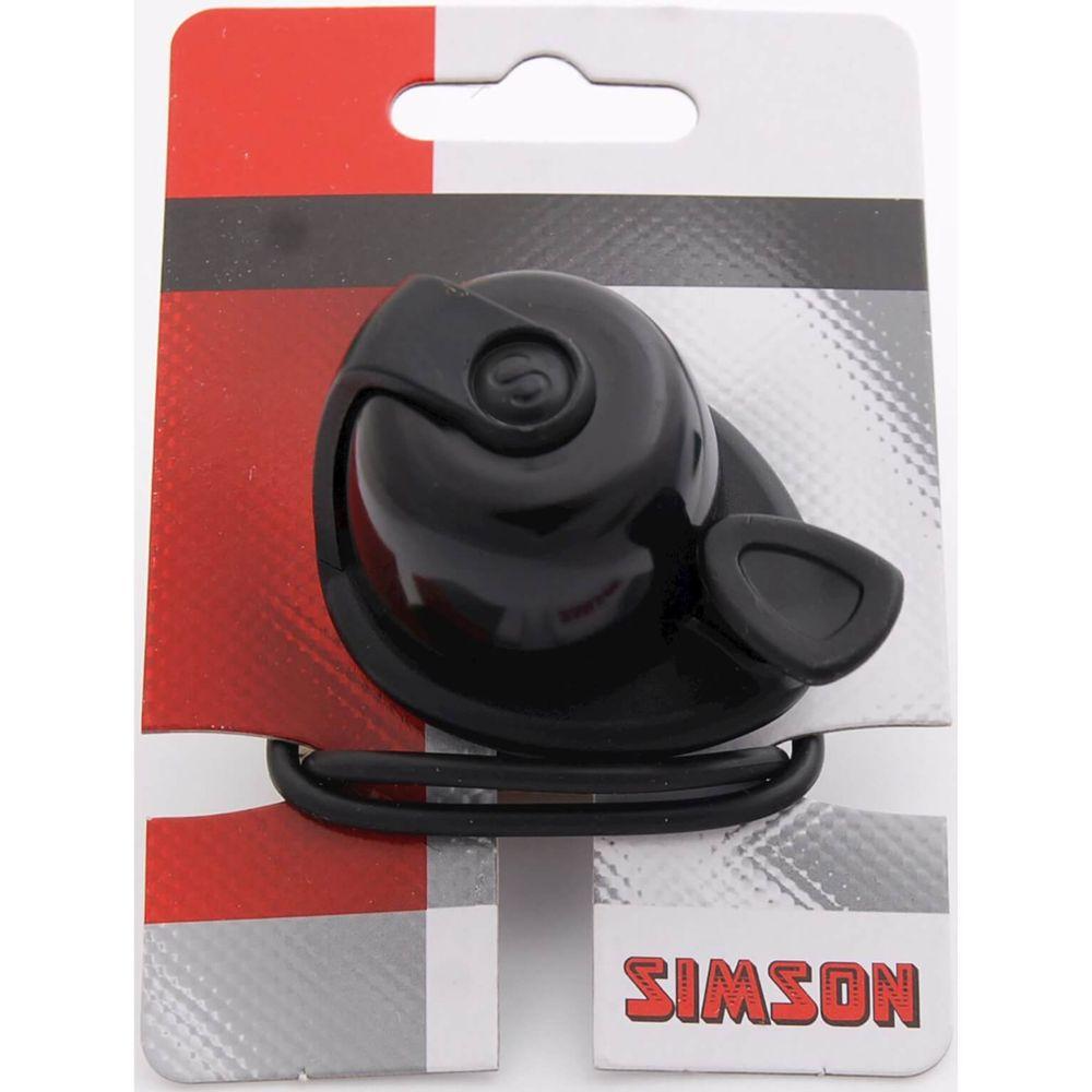 DB0902A Simson Bel ALLURE zwart-zwart